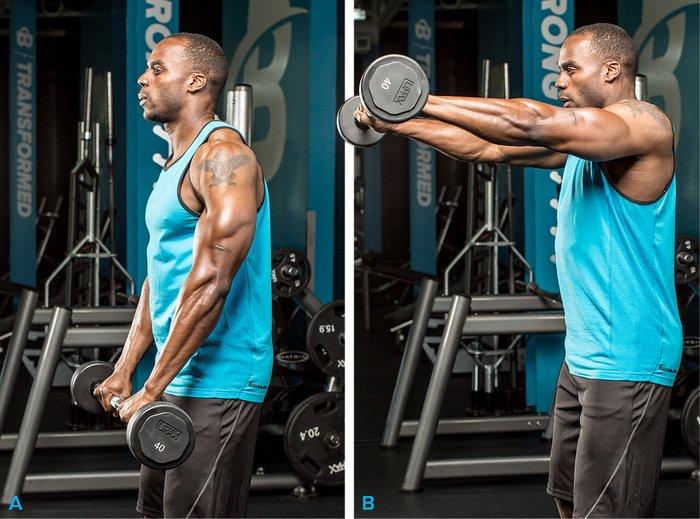 Shoulder Workouts For Men: The 7 Best Routines For Bigger Delts
