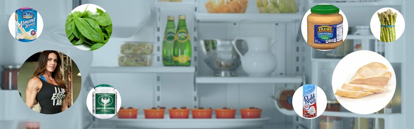Stephanie EchoHawk: What's In Your Fridge?