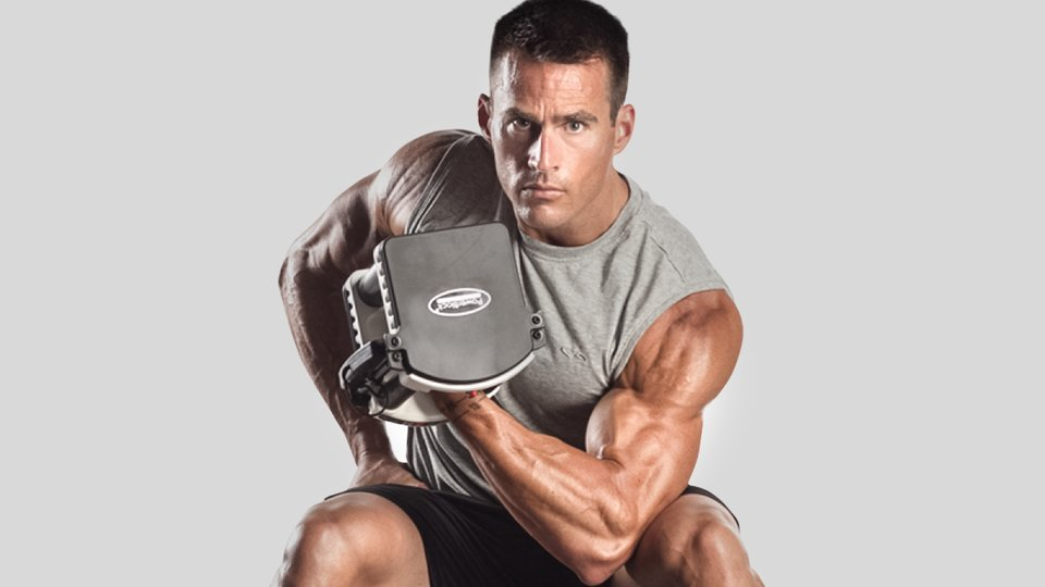 The 18 Minute Home Dumbbell Workout Bodybuilding Com