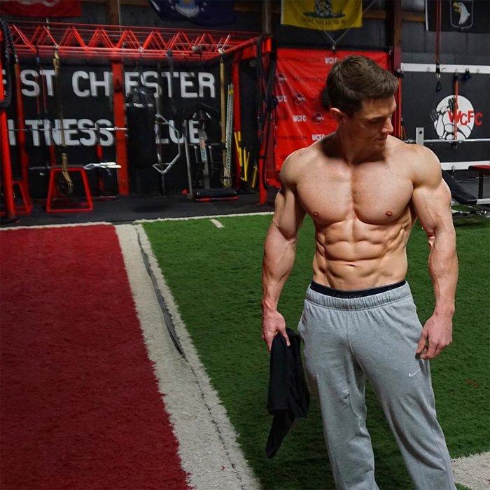 grams of fat in a bodybuilding diet