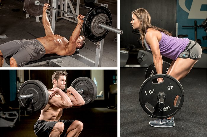 the best 3 day training plan work out less, get more ripped!