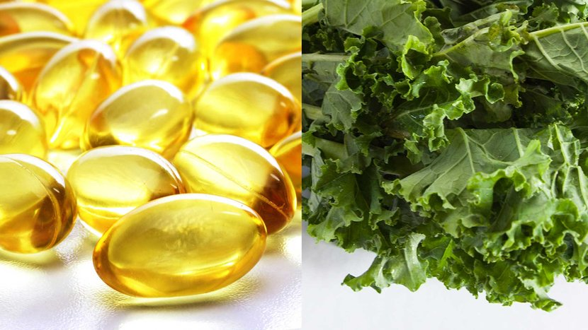 The Best Vitamin-Packed Foods: E and K