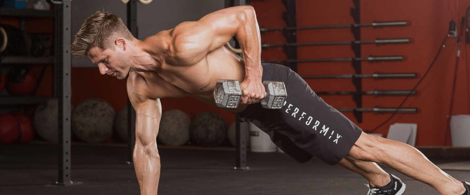 The Ultimate Full-Body Dumbbell Workout | Bodybuilding.com