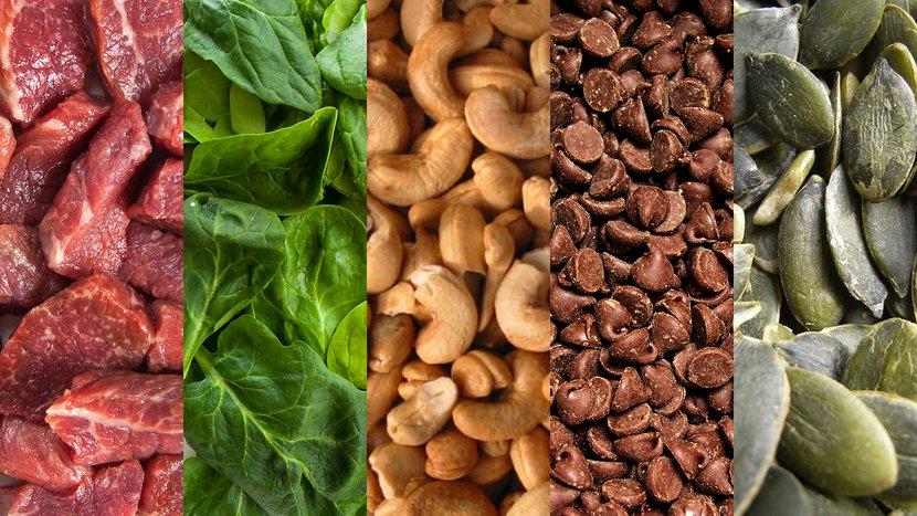 Top 5 Micronutrient Shortfalls