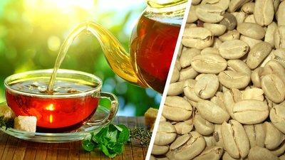 What's Better For Weight Loss: Green Tea Or Green Coffee?