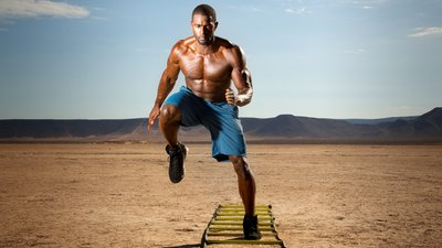 Workout For Improving Your 40-Yard Dash Time!