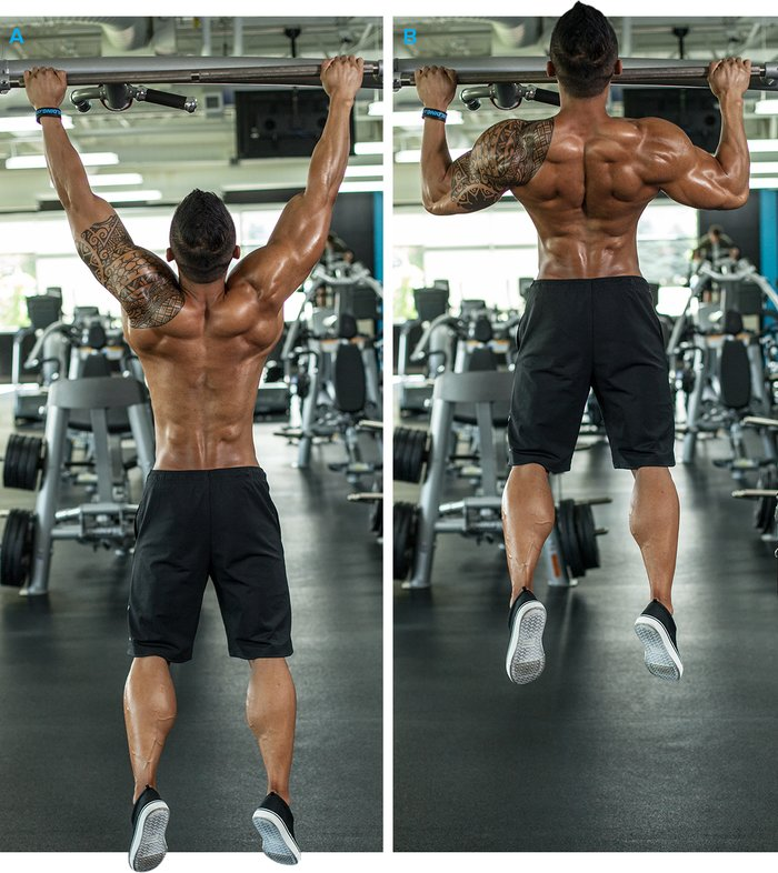 10 Best Muscle Building Back Exercises