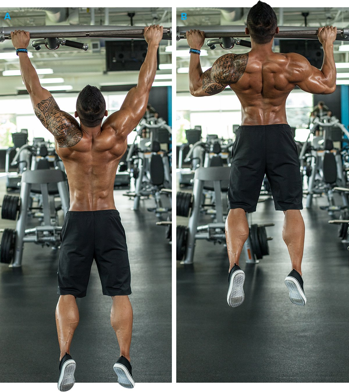 Best Workout: 10 Best Muscle-Building Back Exercises