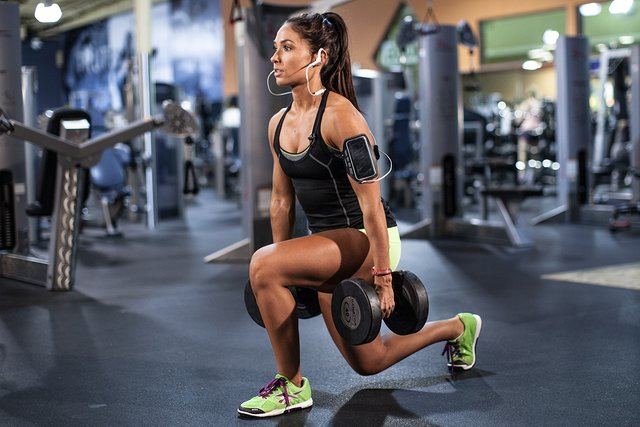 Like all the movements listed thus far, multi-joint lunges require hip