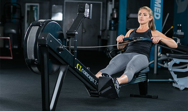Ways to row yourself ripped