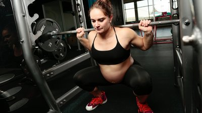 4 Things Being A Mom Has Taught Me About Fitness