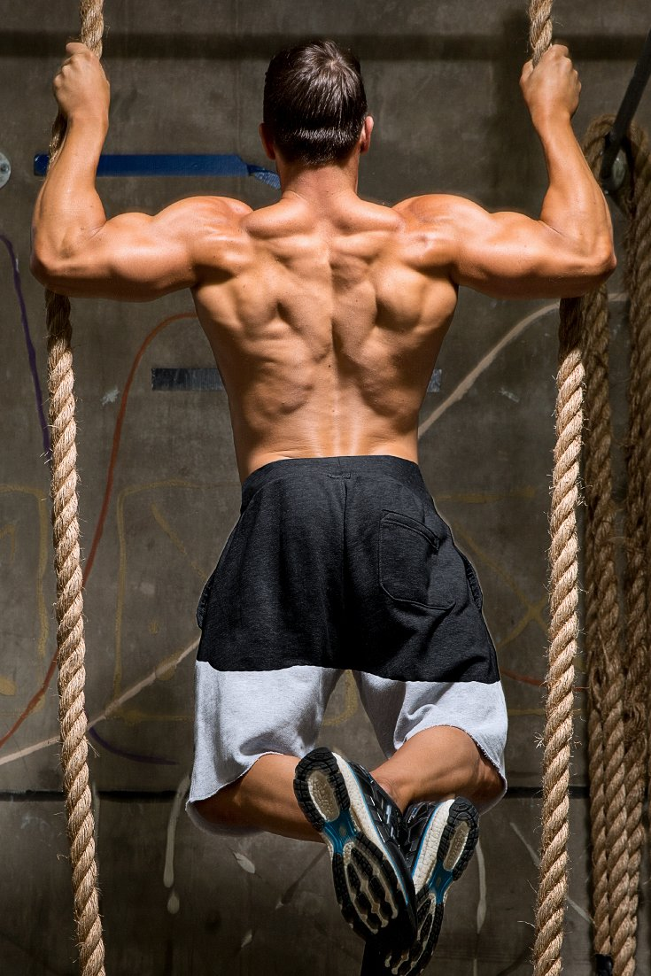 5 Back Workouts For Mass - A Beginner's Guide!