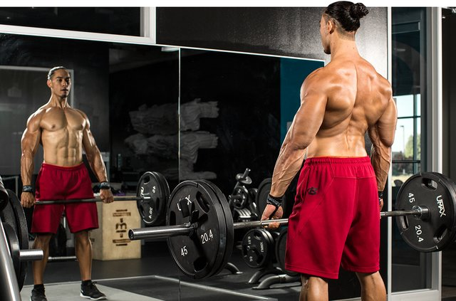 The Back Day Burnout A Big Thick Workout