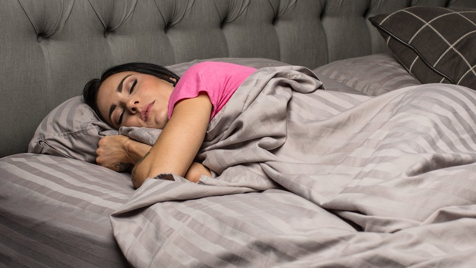 5 Best Foods To Help You Sleep Better!