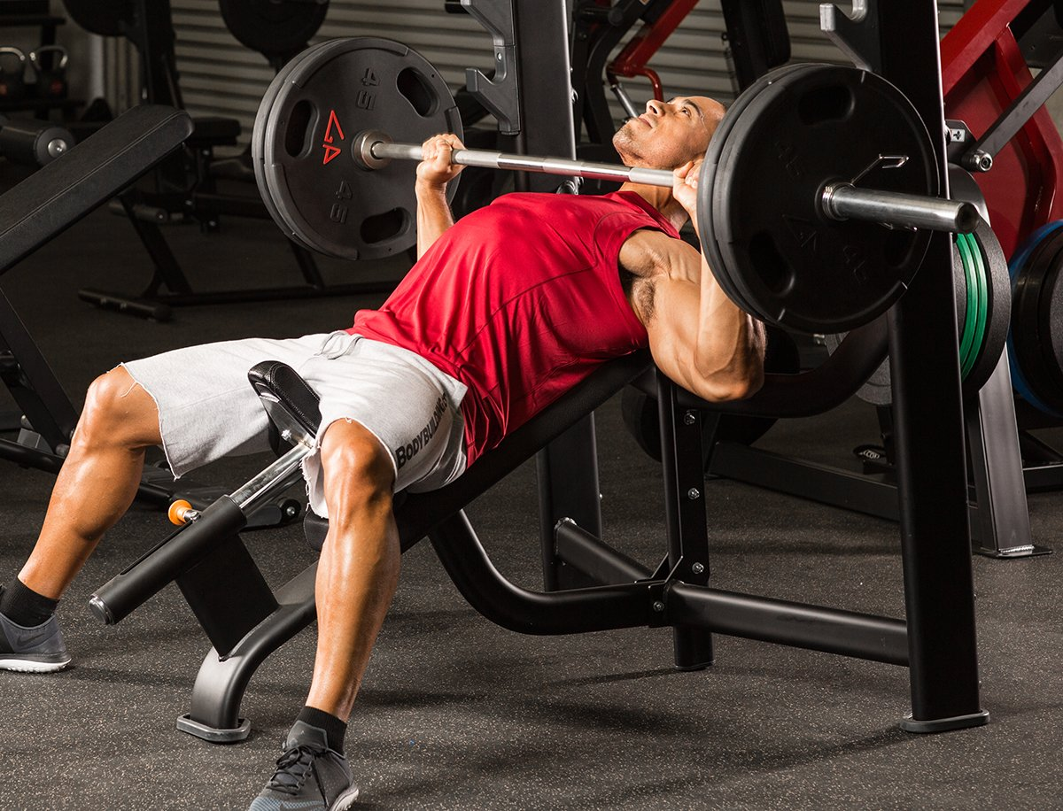 5 Chest Workouts For Mass - A Beginner's Guide!