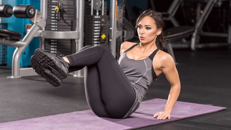 5 Exercises For Amazing Abs