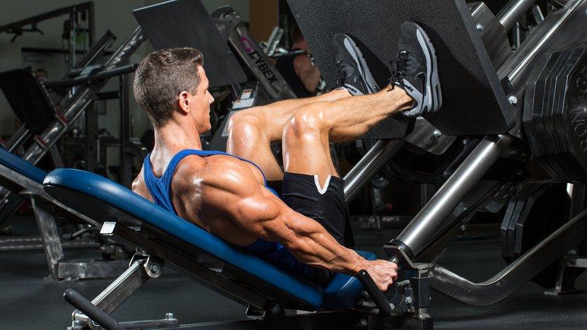 5 Leg Workouts For Mass - A Beginner's Guide!