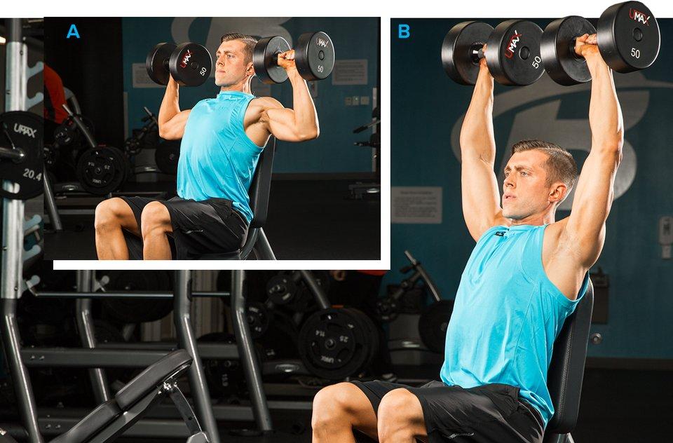 Image Result For Shoulder Workout For Massa