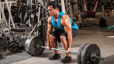 Bodybuilders Need Heavy Lifting, Too!