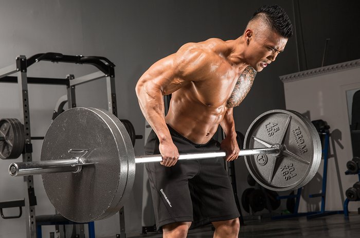 Do Rear Delts After Back Training That Consists Of Lots Rows