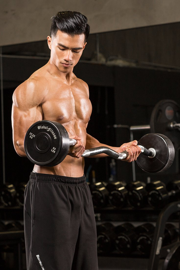 How to Build Muscle Naturally