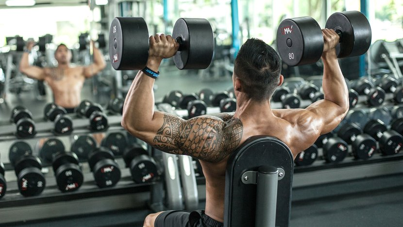 9 Most Underrated Shoulder-Training Tips