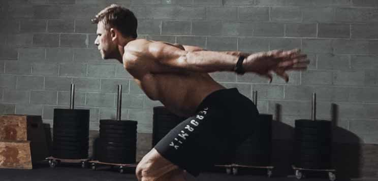 Andy Speer's Quick Total-Body Workout