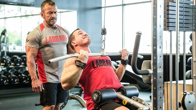 Back Workout 5 Moves To Mile Wide Lats