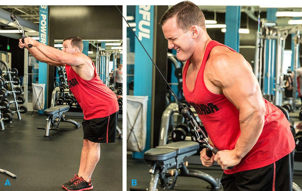 Back Workout: 5 Moves ...