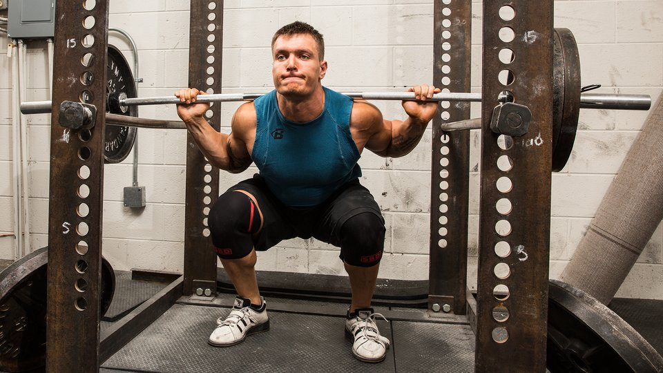 Build Monster Legs With This Workout
