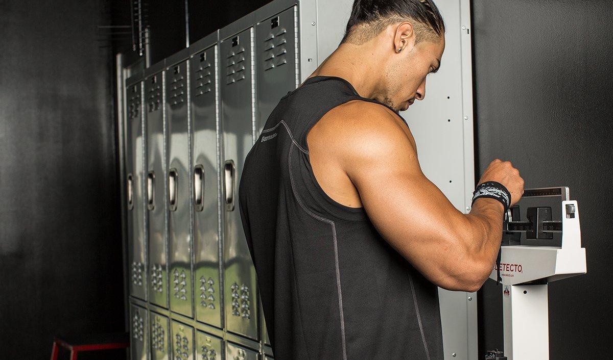 Does dumbbells help lose arm fat