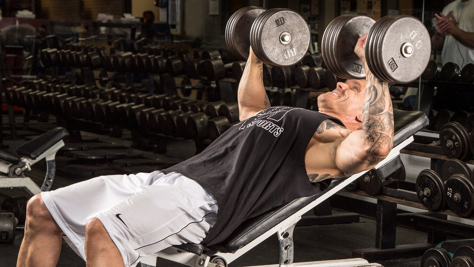 Chest Training: 7 Ways To Build Your Upper Pecs