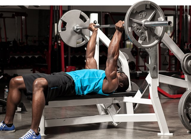 The Upper Body Strength Workout