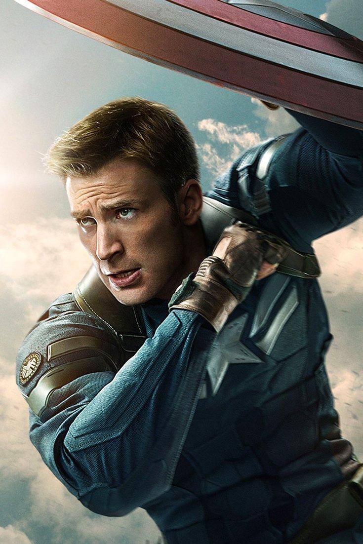 Captain America's Training Plan