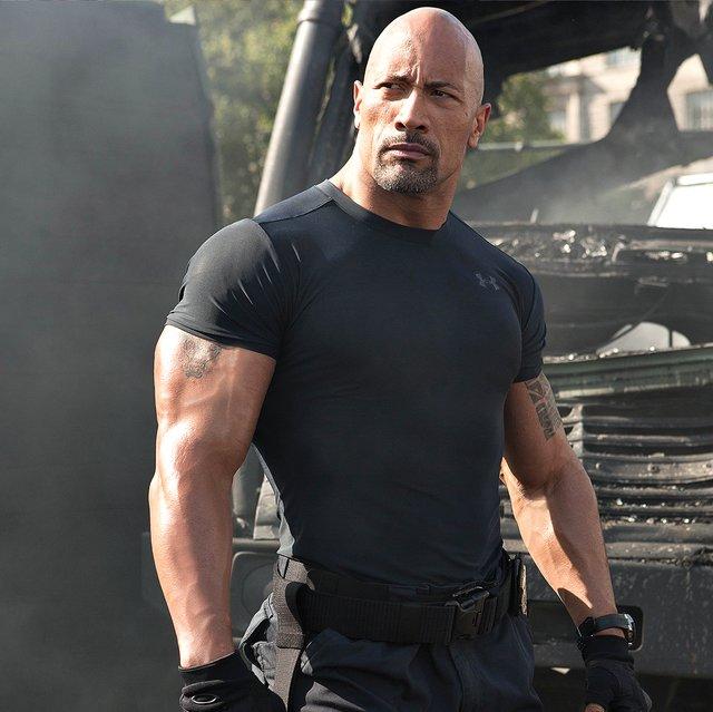 Dwayne Johnson's Rock-Hard Hercules Workout And Diet Plan