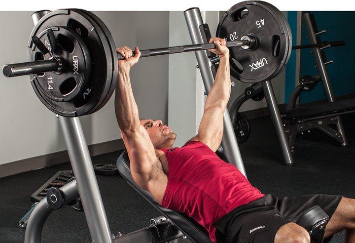 gym plan to get ripped