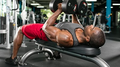 Feel The Bench In Your Chest With This Move!