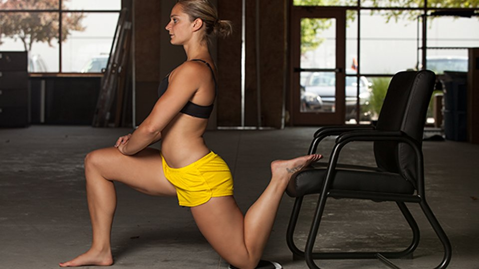 Flex Those Flexors: 3 Steps To Powerful Hips