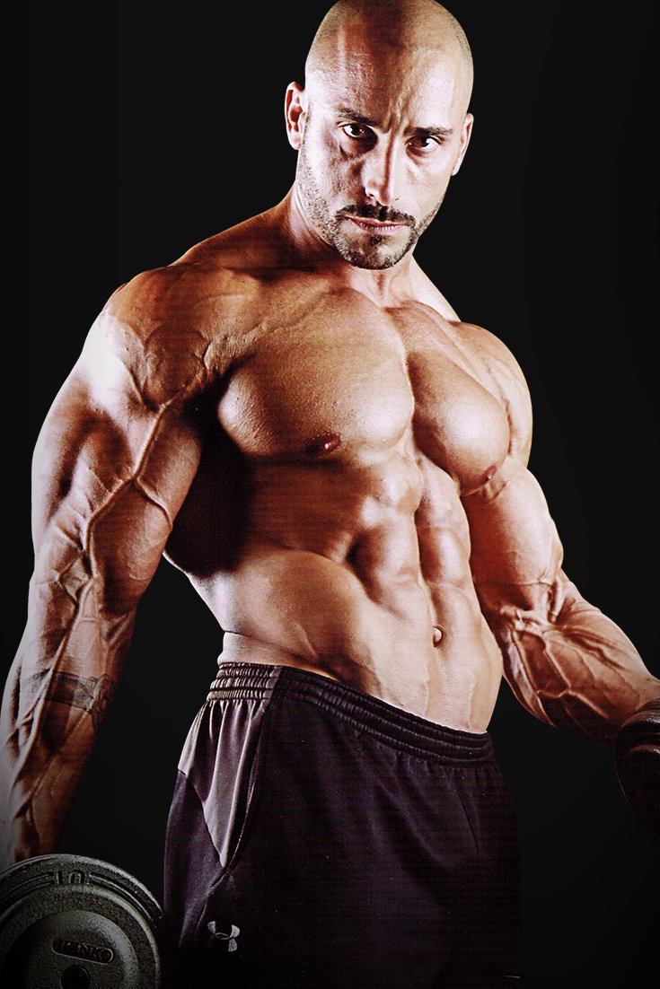 how to build a bigger body