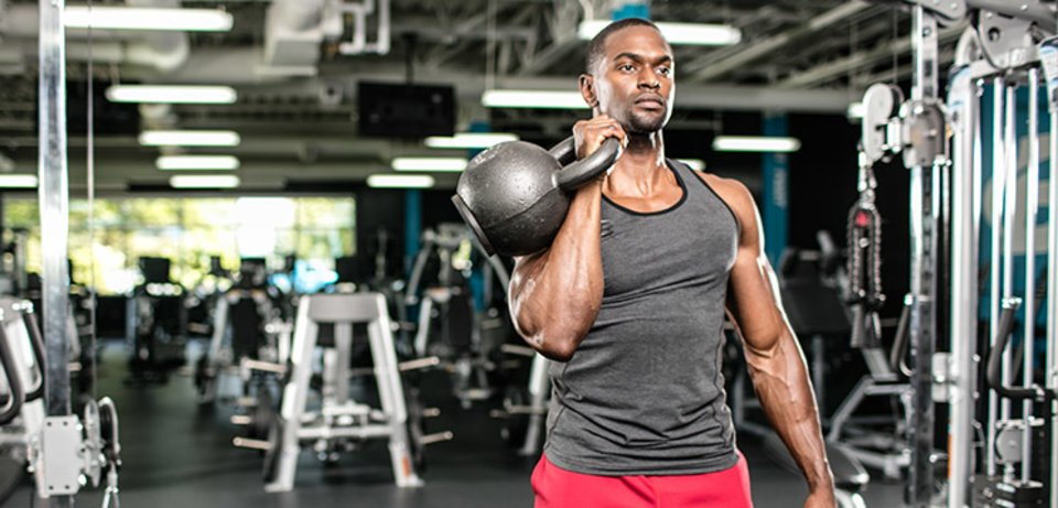 How To Build A Beastly Kettlebell Press