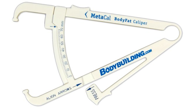 How To Measure Body Fat Calipers 110