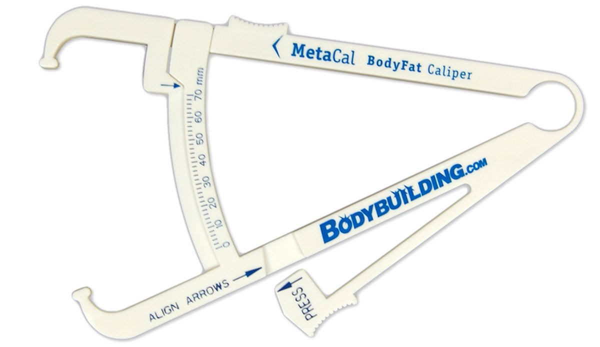 Measuring Body Fat Calipers 81