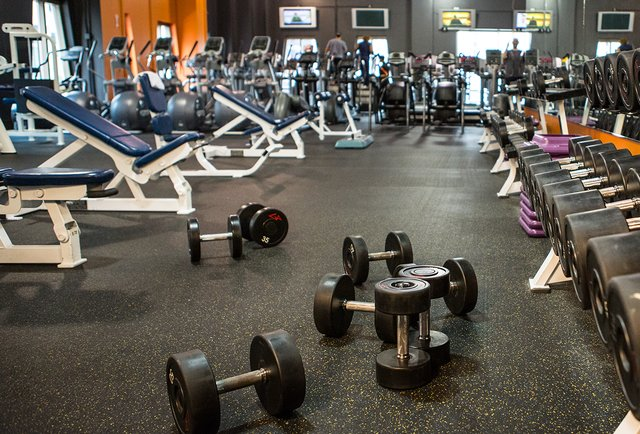 How Is The Crowd At The Gym?