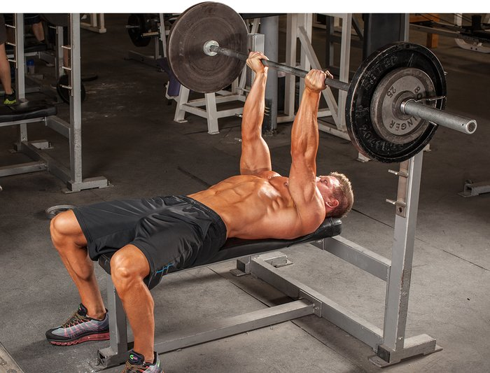 How Wide Should Your Bench Press Grip Be Bodybuilding