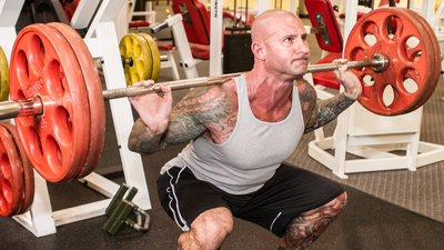 Jim Stoppani's 3 Lower-Body Quick Fixes