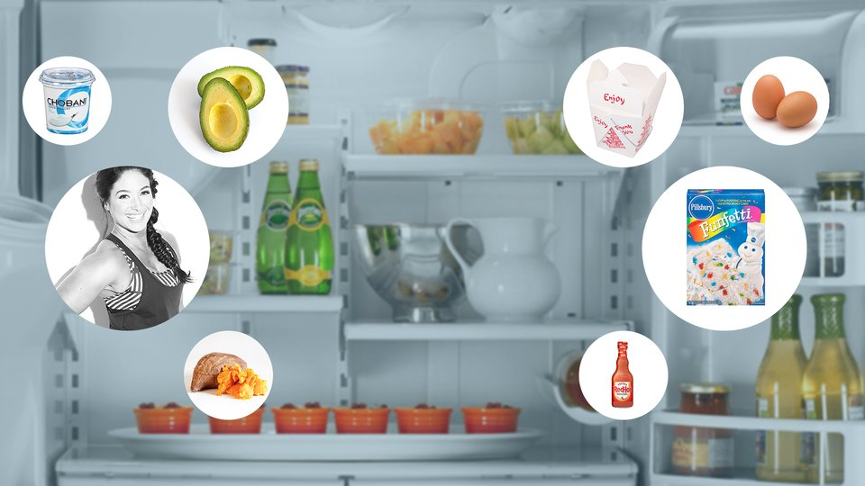 Karina Baymiller: What's In Your Fridge?