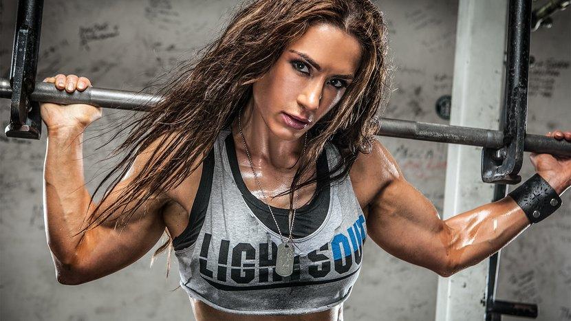 Ladies: Make 2016 The Year Of Muscle!