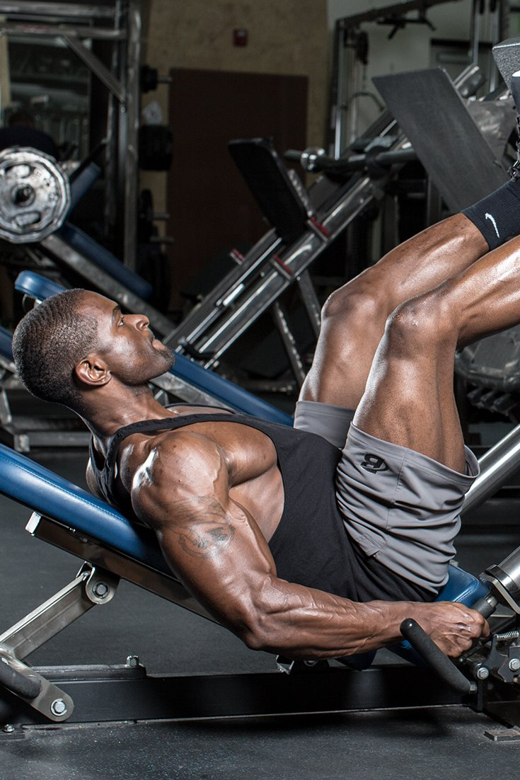 Leg Workouts For Men The 7 Best Thicker Quads Glutes And Hams