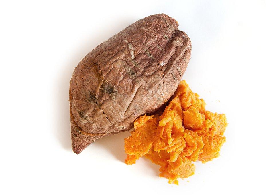 100 grams sweet potato