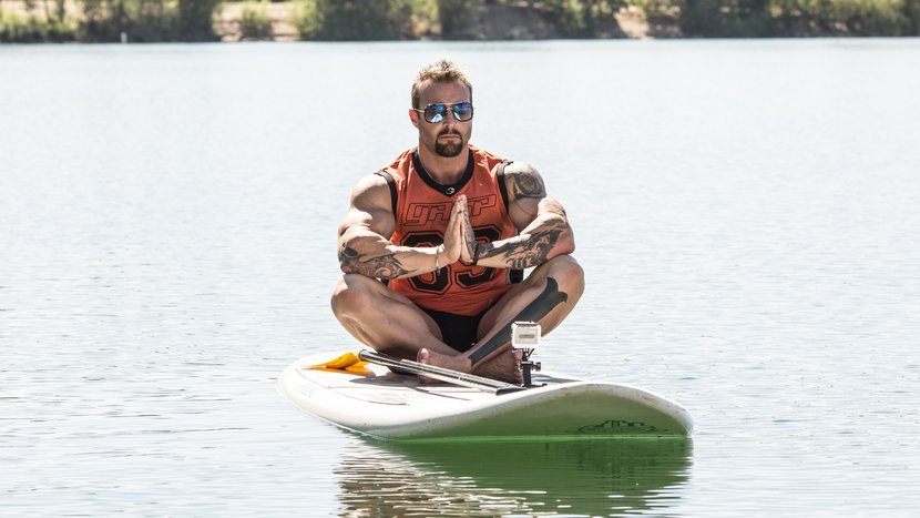 One Day In The Kage: 24 Hours With Kris Gethin